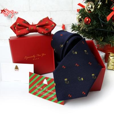 [베네] 크리스마스 장화 넥타이 (택1)