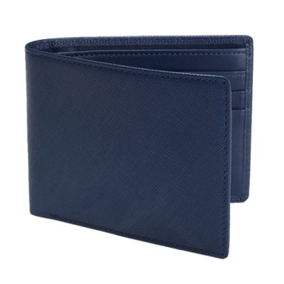 Saffiano RoyalBlue Wallet