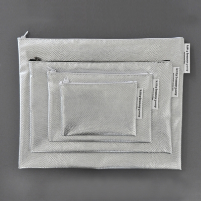 waterproof kill silver pouch