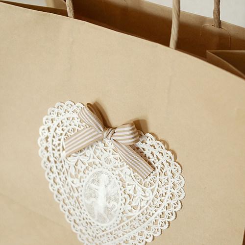 Heart shoppingbag