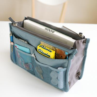 Dual bag in bag