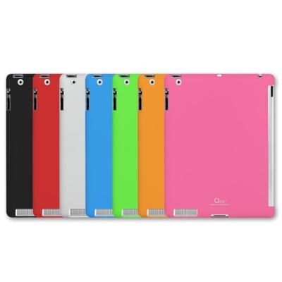 큐릭 애플 아이패드2 전용 퓨어리즘 TPU 피팅 커버 / 7가지 색상