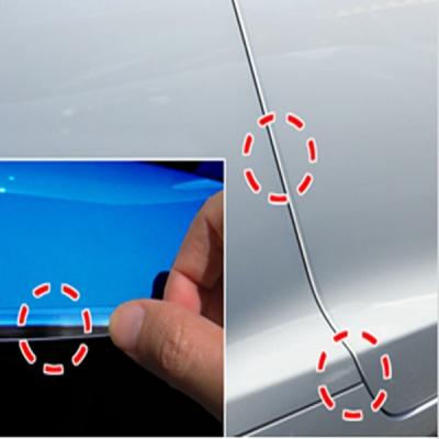 SEIKO EW-124 차량용 도어 기스방지 투명 코팅 도어 필름