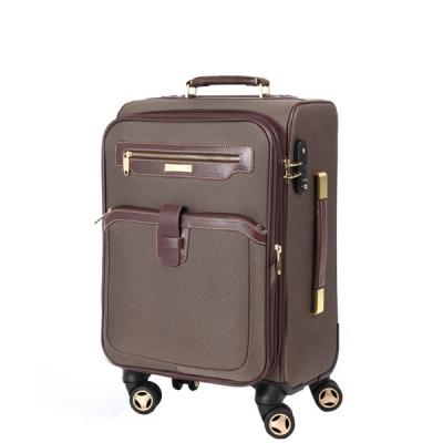 [던롭] NEW F107 24인치 카키 화물용 소프트케이스 여행가방 캐리어