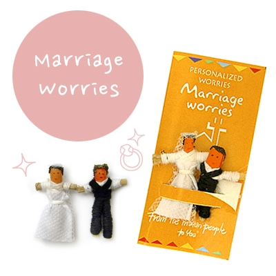 Marriage Worries 꼬마 전문가 걱정인형