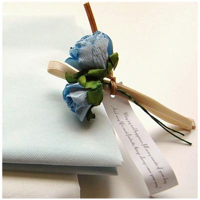 Flower paper kit