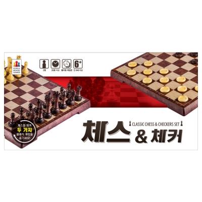 체스 앤 체커
