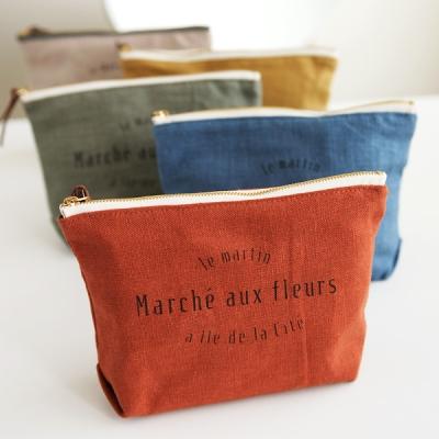 Pocket pouch - Linen