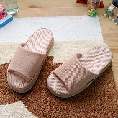 건강용 refre 지압 슬리퍼 여성용 핑크