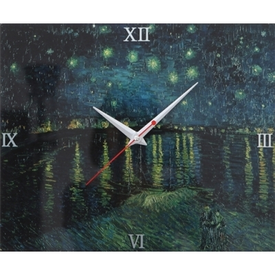 [명화시계] 론강의별밤