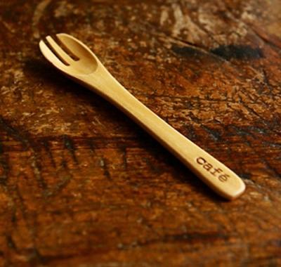 Wood Cafe Fork