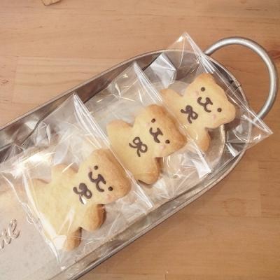 무지빵비닐(만주/30매/10*11cm) no.1135