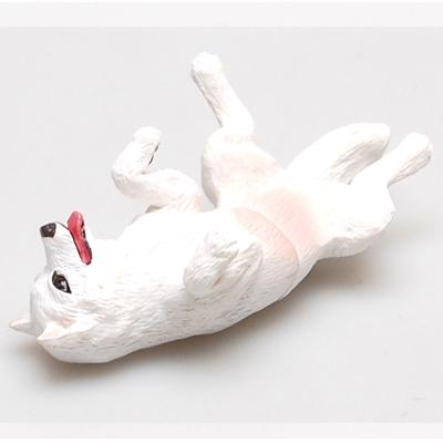 마그 이누-8.백구(자석 강아지, 애완 동물)