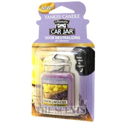 [양키캔들] 카 자 얼티메이트 - 레몬 라벤더