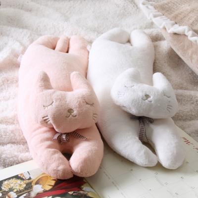 포근한 고양이 베개