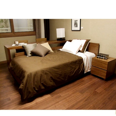 모카치노 침대책상세트