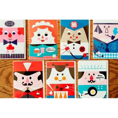 Ingela P Arrhenius_ Hej Greetings Cards ;) 디자인 포스트카드