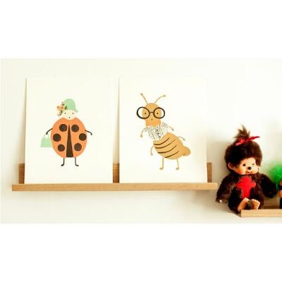 Ant & Ladybug poster ( 2 type ) 디자인 포스터