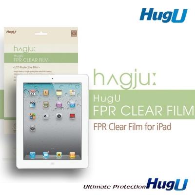 [허그유]애플 아이패드1/2/3 난반사 FPR CLEAR FILM 액정보호필름