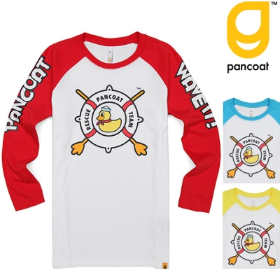 [����]RESCUE POPDUCK 3/4 T-SHIRTS ���÷� ��1   P#36826#