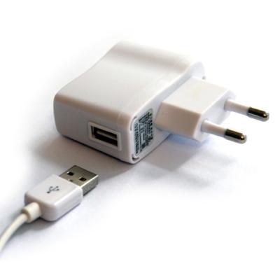 가정용 1000mA USB 전기 충전기 스마트폰 mp3 아이폰 갤럭시
