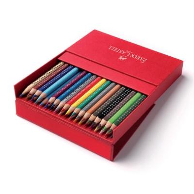[파버카스텔]그립색연필-36색(아뜰리에박스)