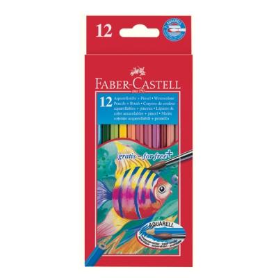 [파버카스텔]수채색연필 24색(지관)