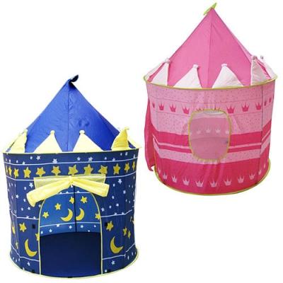 [DASOL]어린이 궁전놀이텐트(핑크/블루 택1)