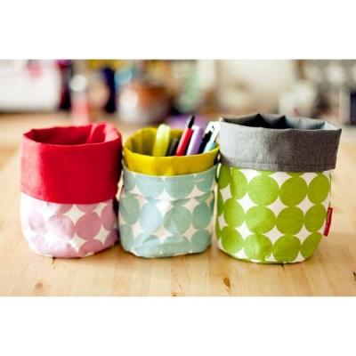 스웨덴> Camp cirrus Textile RUND jar (3color) 패브릭꽂이 ;)