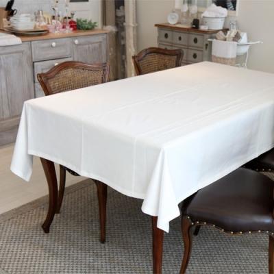화이트 테이블 커버