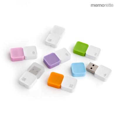 소프티 softie 8G 플래티넘 실리콘 USB메모리 [소프티 8G]