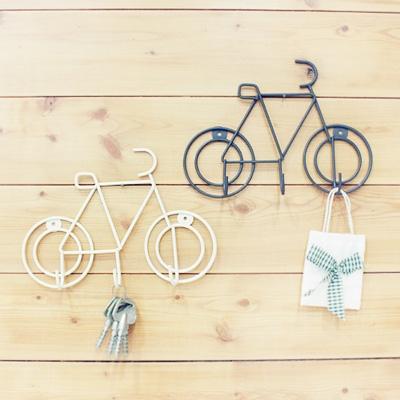 와이어 자전거 훅 2color