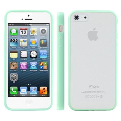 아이폰 5용 IDEAL POWDER (민트)