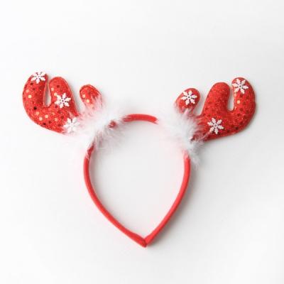 [크리스마스장식]아이엠 루돌프 머리띠