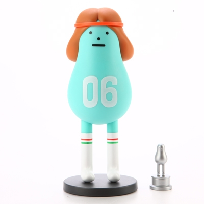sticky monster lab THE MONSTERS Figure: M06 hipper