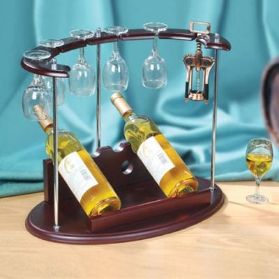 세련된 디자인의 R-와인잔걸이 와인잔거치대