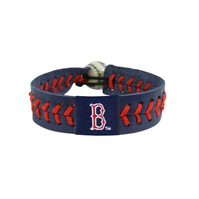 Boston Red Sox Blue Team Color Baseball Bracelet