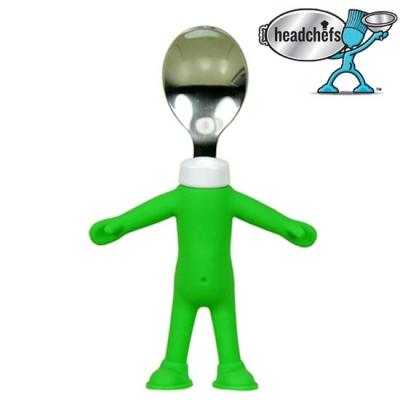 Headchefs(미국) 실리콘 키즈 스푼 - Lil' Spoon