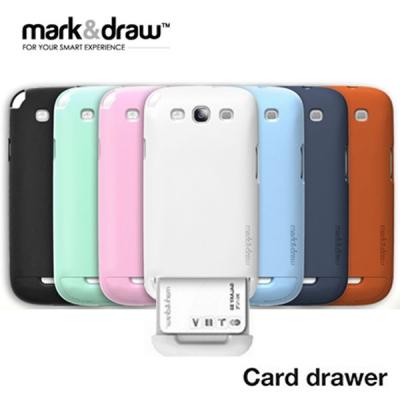 마크앤드로우 CARD DRAWER 갤럭시S3 카드케이스