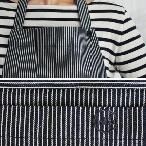 long apron illy navy