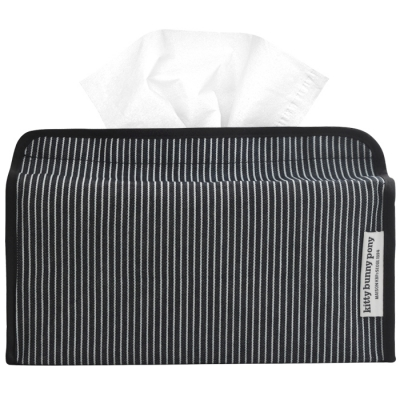 illy navy tissue cover