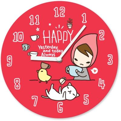 샌드위치 시계 with 포니브라운
