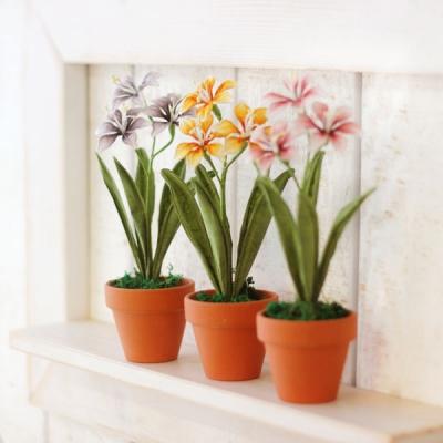 작은공방 한지꽃 - 봄꽃