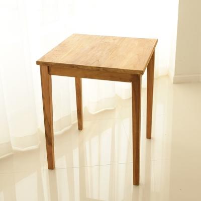 티크 비알 솔리드 티 테이블
