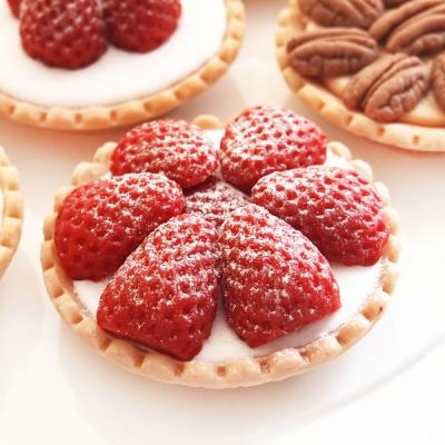 딸기 타르트 비누 no.2