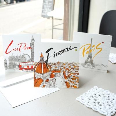 유럽여행카드_피렌체,파리,런던