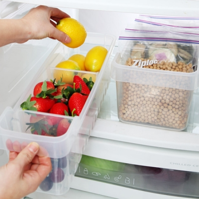 냉장고 저안트레이 세트 3호(소2p + 대2p)