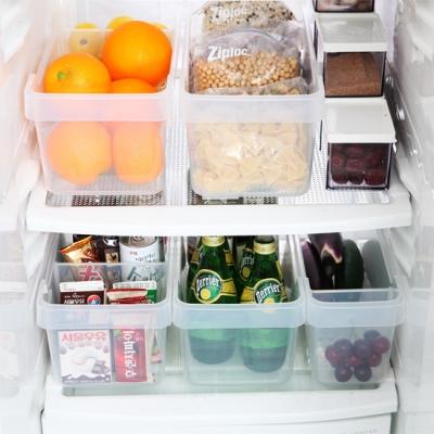 냉장고 저안트레이 8개 세트(소4p + 대4p)