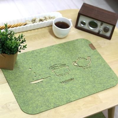 키친 테이블 매트<2 color>