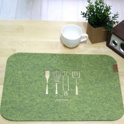조리기구 테이블 매트<2 color>